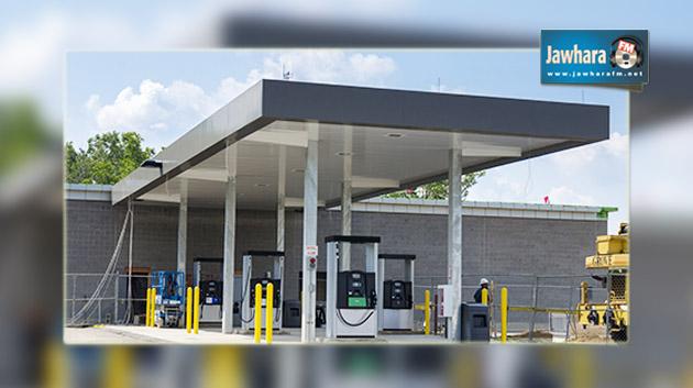 العاصمة : ضبط شاحنة بصدد تفريغ البنزين المهرب بإحدى محطات الوقود