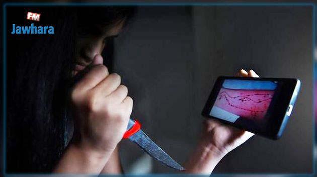 بسبب لعبة الحوت الأزرق : انتحار طفل بزغوان