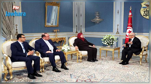 رئيس الجمهورية : لا مانع من إعادة العلاقات مع سوريا