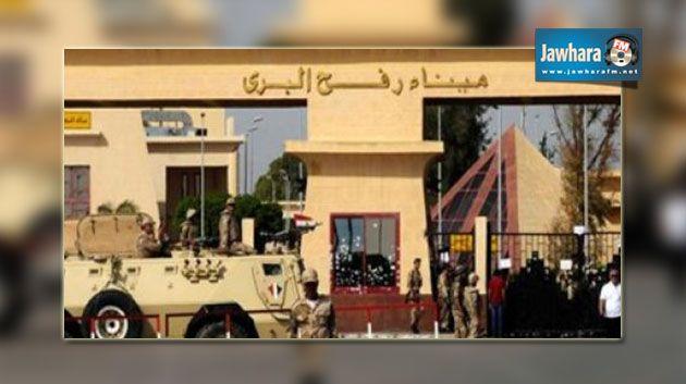 عالمي السلطات المصرية تغلق معبر البري أمام المساعدات الطبية لغزة --%D8%A7%D9%84%D8%B3