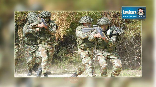 القصرين الجيش يقتل ارهابيين ويلقي القبض اخرين بجبل السلوم -القصرين--الجيش-يقتل