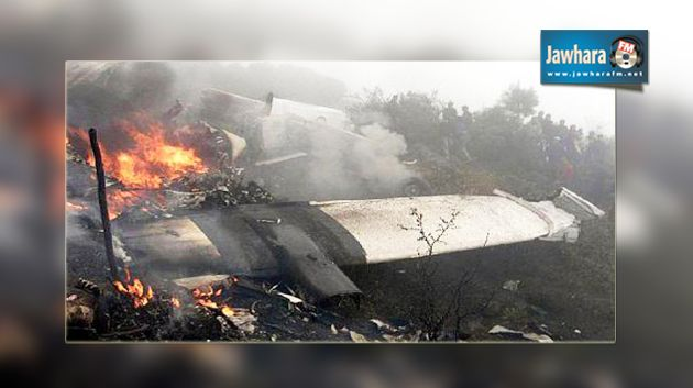 عالمي الجزائر تحطّم طائرة عسكرية وهلاك طاقمها -%D8%A7%D9%84%D8%AC%