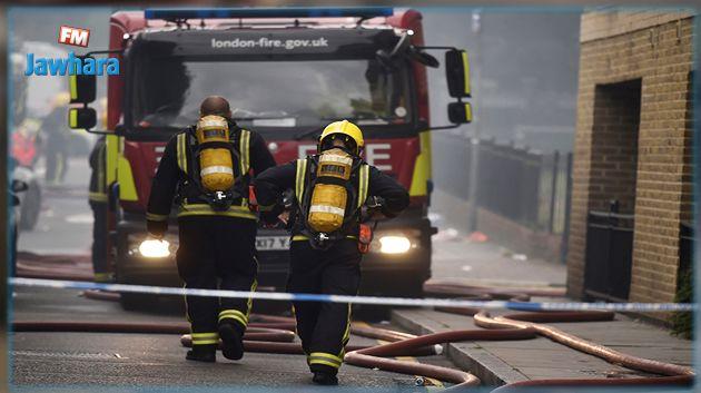 إجلاء المئات بعد تسرب كبير للغاز في شارع كريفن في لندن