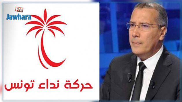 برهان بسيس : نداء تونس ليس الحزب الحاكم