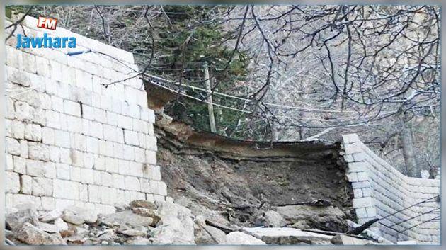 جندوبة : وفاة امرأة اثر انهيار جدار عليها