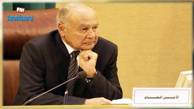 أمين عام الجامعة العربية يصف الربيع العربي بـ