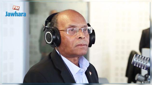 حراك تونس الإرادة : مثول المرزوقي أمام قاضي التحقيق العسكري بصفته شاهدا
