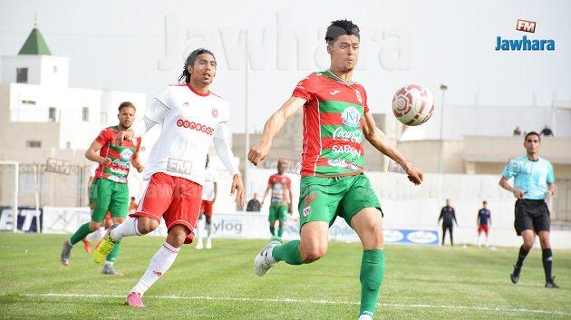 مباراة الملعب التونسي و النجم الساحلي