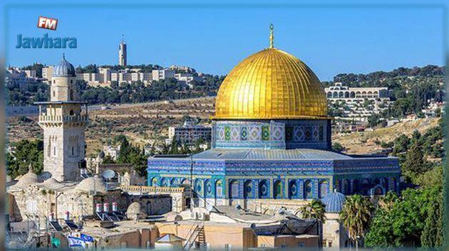 ترامب : نسعى لنقل سفارتنا إلى القدس الشهر القادم