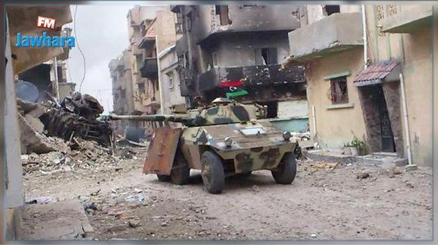 محاولة اغتيال رئيس أركان الجيش الليبي