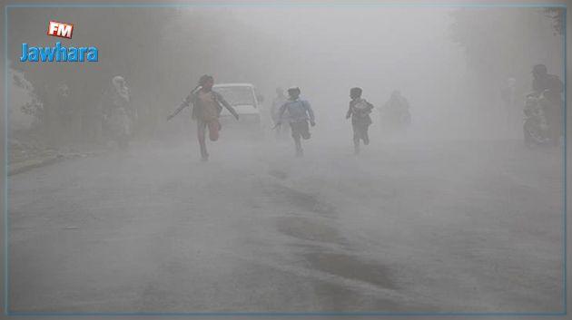 دول عربية تتأهب لإعصار ماكونو