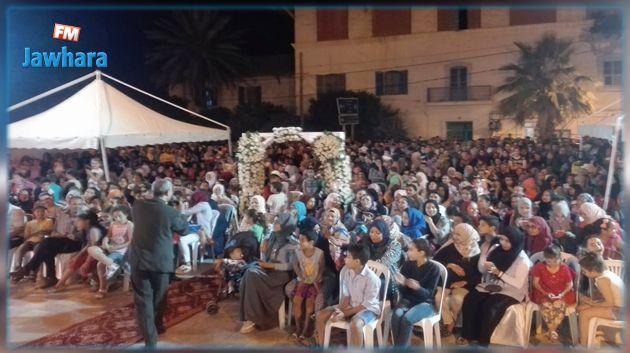 النفيضة : تواصل فعاليات مهرجال ليالي رمضان