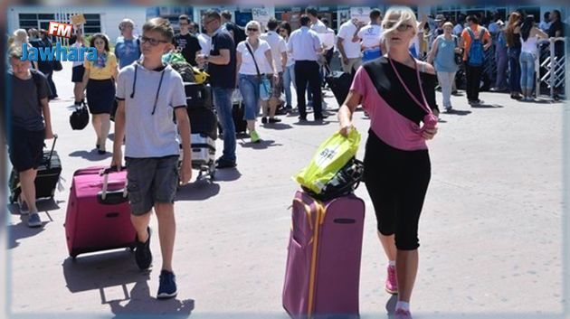 المنستير : ارتفاع السياح البريطانيين بنسبة ألف %