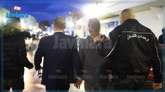 حمام الأنف: القبض على منحرف خطير محكوم بـ136 سنة سجنا