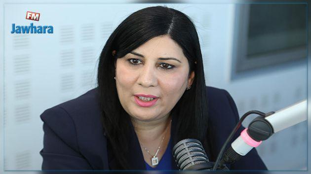 عبير موسي : هذا موقف الحزب الدستوري الحر من قرار اقالة براهم
