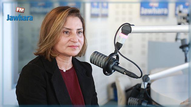 راضية الجربي : حركة النهضة راجعت موقفها بخصوص إقالة الشاهد