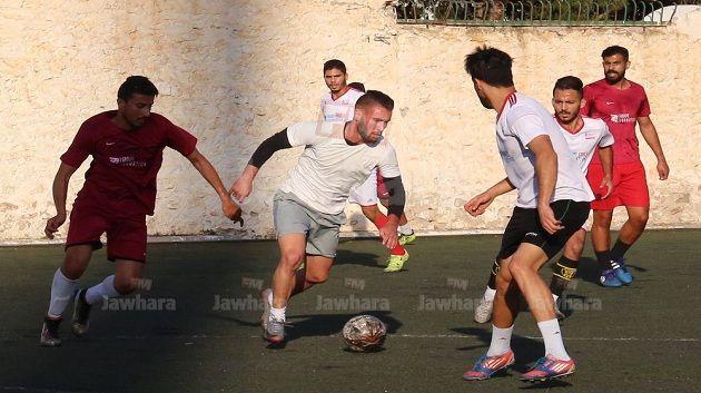 سوسة : دورة في كرة القدم بين الأحياء