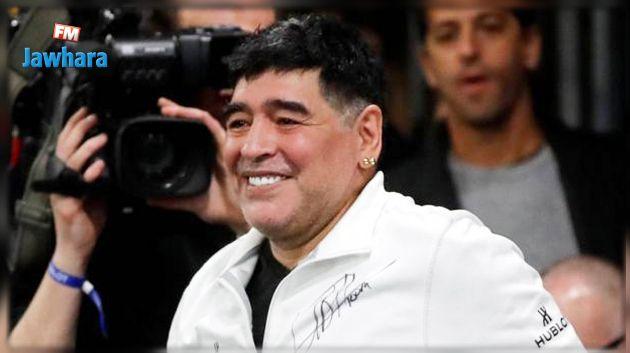 مارادونا يسخر من فوز الملف الأمريكي بتنظيم مونديال 2026