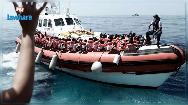 3 سفن تقل مهاجرين تصل إلى اسبانيا بعد رفض إيطاليا