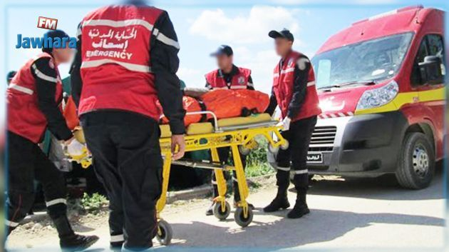 في حادث مرور : وفاة شقيقين والثالث في حالة حرجة