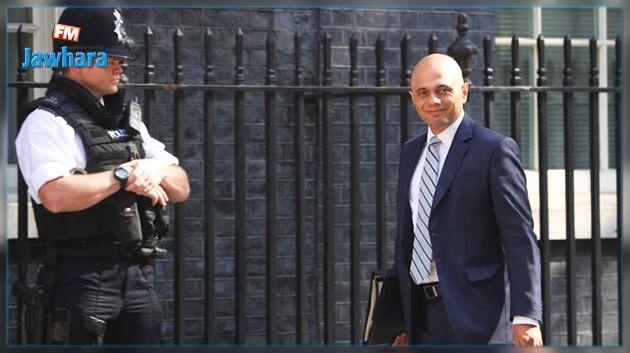 وزير داخليّة بريطانيا يتعرّض لسرقة هاتفه الجوّال