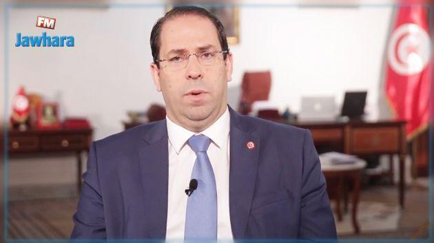 الحرباوي يكشف كواليس لقاء الشاهد بنواب ووزراء نداء تونس