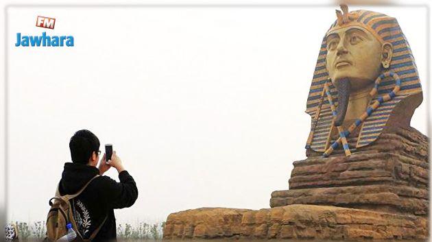إيرادته أعلى من الأصلي بـ 7 أضعاف.. القاهرة تطالب بهدم تمثال