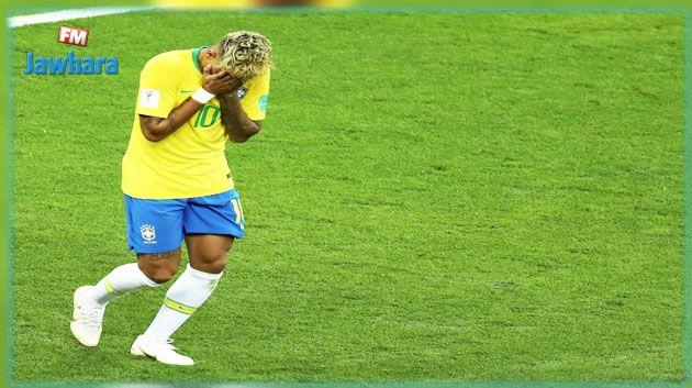مونديال 2018: سويسرا تفرض التعادل على البرازيل