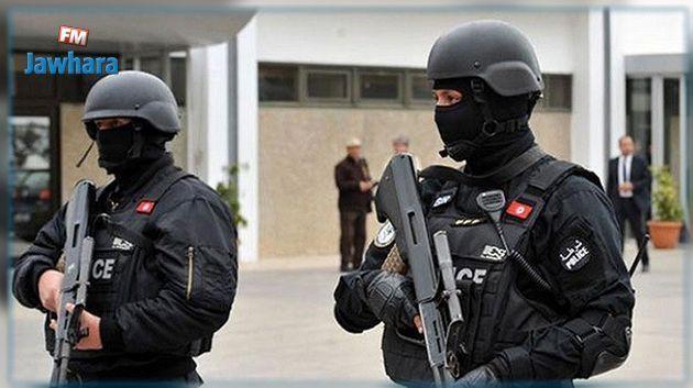 الأمنيون في بن قردان يحتجون