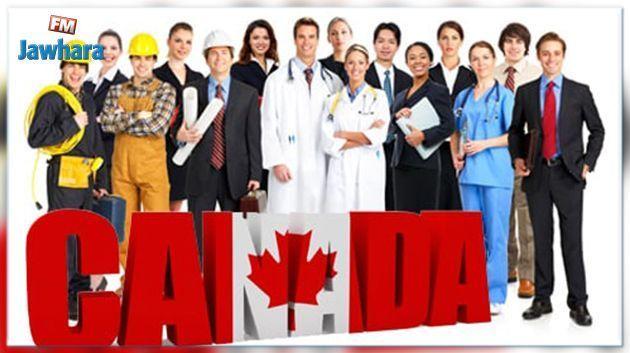 للراغبين في العمل في كندا : 500 عرض شغل