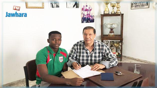الملعب التونسي يتعاقد مع المهاجم الدولي الرواندي إينوسون