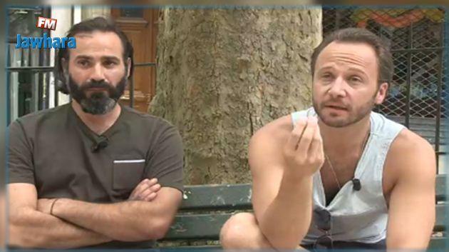 ممثلون سوريون يجسدون أدوارهم الحقيقية في مسلسل فرنسي عن اللاجئين