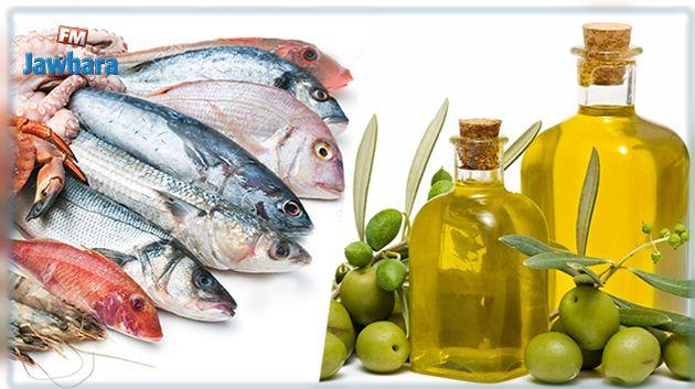 بفضل مبيعات تونس من منتجات البحر وزيت الزيتون : تحقيق فائض بالميزان الغذائي