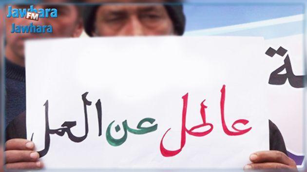 نسبة البطالة في تونس عند 15.4 %