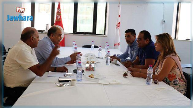 حركتا نداء تونس ومشروع تونس تتفقان على تكوين كتلة نيابية مشتركة