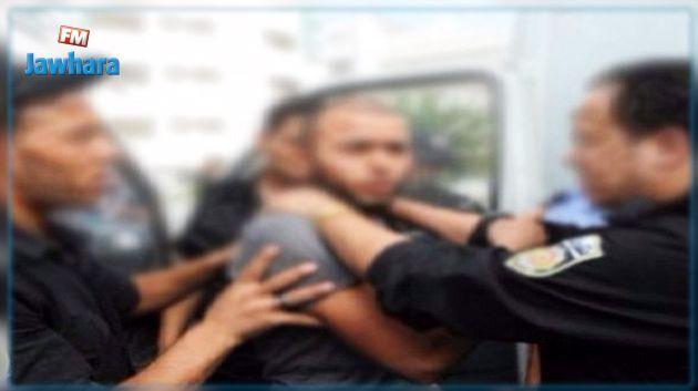 قرمبالية : إلقاء القبض على عنصر تكفيري عائد من بؤر التوتر
