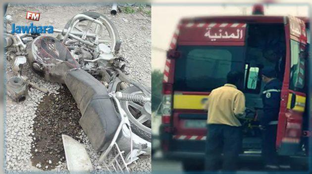 جربة : وفاة عون أمن في حادث مرور