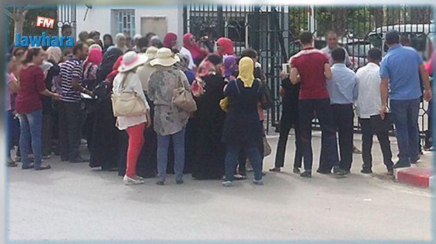 احتجاجا على انقطاع الكهرباء منذ شهر : أهالي الهوارية ينفذون اعتصاما