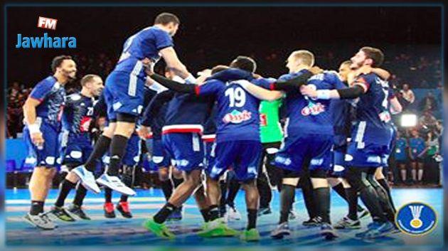 كرة اليد: فرنسا تتوج ببطولة العالم للمرة السادسة في تاريخها