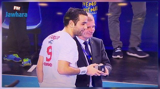 التونسي امين بنور ثالث هدافي مونديال كرة اليد