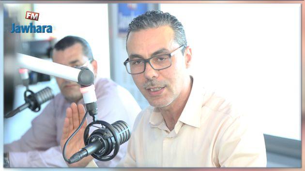 غازي بن عثمان : النجم متمسك بتطبيق القانون و له الثقة في الهياكل الرياضية