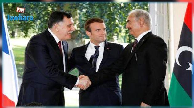بعد باريس.. فائز السراج يتوجه إلى روما لتسوية الأزمة الليبية