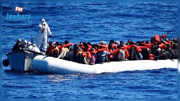 نحو ارسال قوة بحرية لمكافحة مهربى المهاجرين أمام الساحل الليبى