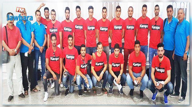 مونديال الأواسط لكرة  اليد :تونس تنسحب أمام ألمانيا