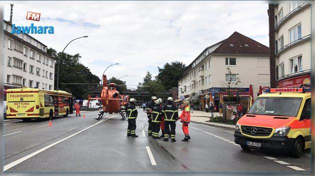 ألمانيا : قتيل وعدد من جرحى في هجوم بسكين