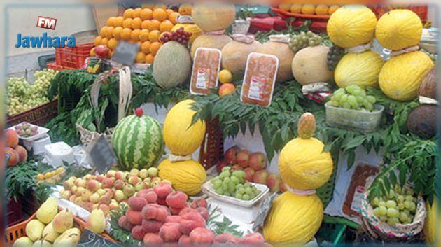 ارتفاع هام في مداخيل صادرات الغلال الصيفية
