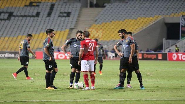 مباراة الأهلي المصري و الترجي الرياضي