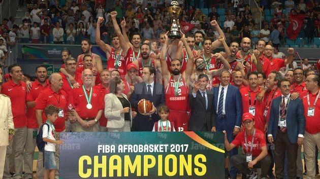 أفروبسكات 2017 : المنتخب التونسي بطلا لإفريقيا