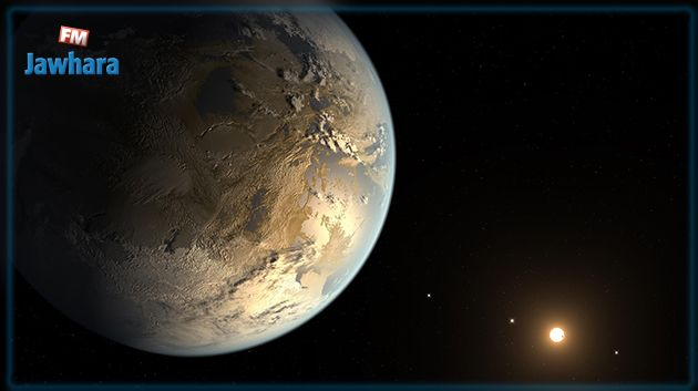 اكتشاف كوكب مشابه للأرض