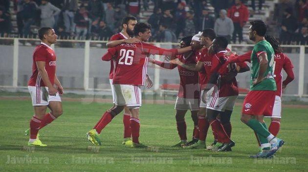 مباراة النجم الساحلي و الملعب التونسي